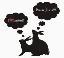 Praise Jesus!!! by red addiction