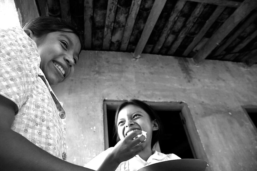 Chorti Laughter by Laura McNamara