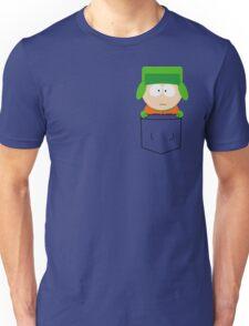Pocket Kyle Unisex T-Shirt
