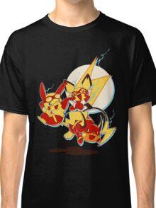 Rai Flash, Pika Flash and Impichu Classic T-Shirt