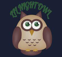 Nigh Owl One Piece - Long Sleeve