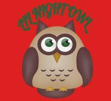 Nigh Owl One Piece - Short Sleeve
