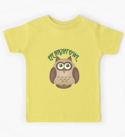 Nigh Owl Kids Tee