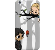 Clarke Griffin Leads Her People From A Tree iPhone Case/Skin