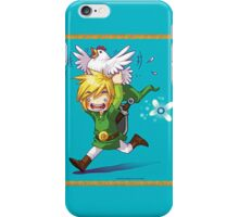 Cucco Run! - Legend of Zelda iPhone Case/Skin