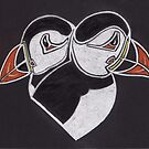 Puffin Love by MagsWilliamson