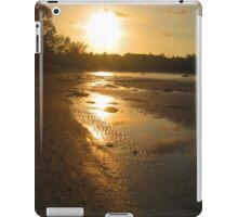 Sunset Gold Thai Style iPad Case/Skin