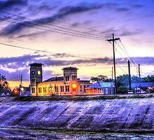 At Sunrise by Ryan Deis