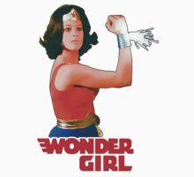 Wonder Girl! by HEADLESSTORSO