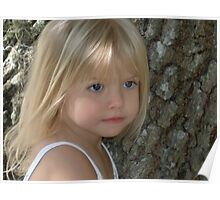 This is My Baby Girl (Abby) Poster