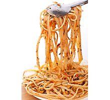spaghetti eddy pants Photographic Print