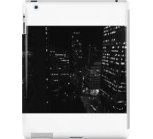 Vancouver Lights iPad Case/Skin