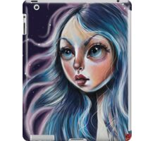 The Starry Sky - Pop Surrealism Illustration iPad Case/Skin