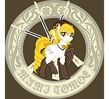 Pony Magi Madoka Magica ~ Mami Photographic Print