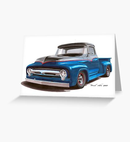 Two Tone to Know Greeting Card