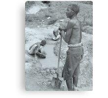 Gold Diggers, Uganda Metal Print