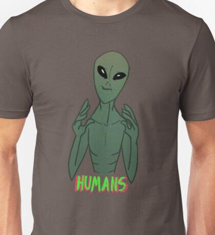 Ancient Humans Unisex T-Shirt
