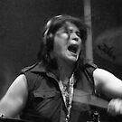 Wild Drummer by richardseah