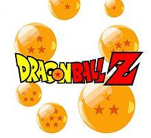 Dragonball Z logo tee by Veldranol