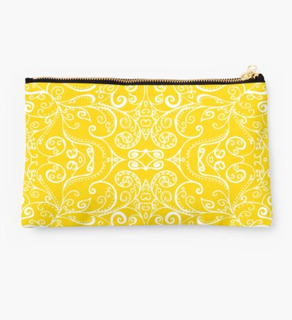 Silent Era, Yellow Studio Pouch
