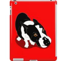 Mr Bull Terrier  iPad Case/Skin