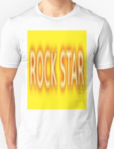 Rock Star Tee Unisex T-Shirt