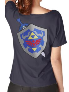 Sword and Shield Women's Relaxed Fit T-Shirt