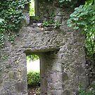 Chapel Ruins by JenniferJW