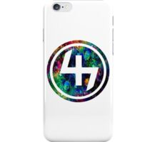 47 (4th and 7th Chakra) ACID LSD iPhone Case/Skin