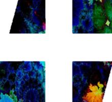 47 (4th and 7th Chakra) ACID LSD Sticker