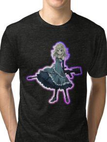 Tina Sprout Nova Aura Tri-blend T-Shirt