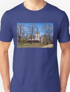 American History Lives Here Unisex T-Shirt