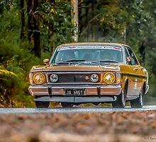XW GT  by Neil Bushby