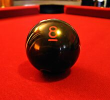 Behind the 8-Ball by Tracy DeVore