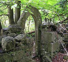 Castle Grounds 1 by JenniferJW