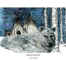 Lakota Winter by designsnimages