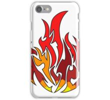 Dauntless flame divergent iPhone Case/Skin