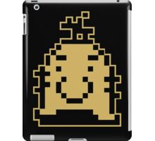 Earthbound Mr Saturn iPad Case/Skin
