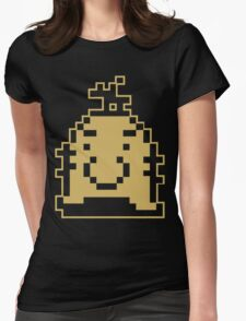 Earthbound Mr Saturn Womens Fitted T-Shirt