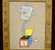 Jack in the Bots... by Sam Dantone