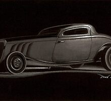 Dusty Ford Coupe by Paul Kim