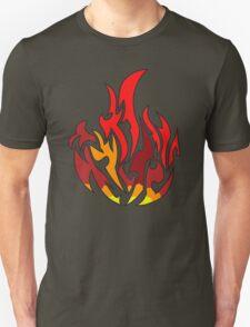 Dauntless flame divergent Unisex T-Shirt