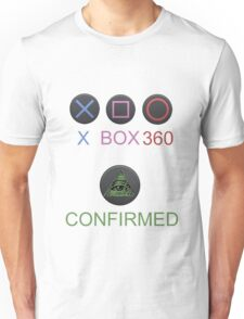 Playstation is a lie !!! Unisex T-Shirt