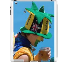 Australian Open Fanatic iPad Case/Skin