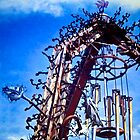 gateway sculpture by Bruce  Dickson