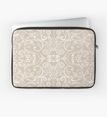 Silent Era, Sand Laptop Sleeve