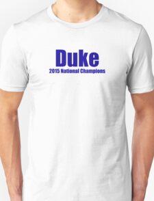 2015 National Champions T-Shirt