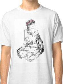 on bended knee 2 Classic T-Shirt
