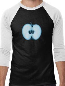 Fringe Apple Twins Men's Baseball ¾ T-Shirt
