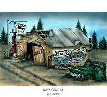 Days Gone By by designsnimages